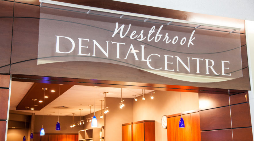 Westbrook Dental Centre Sign